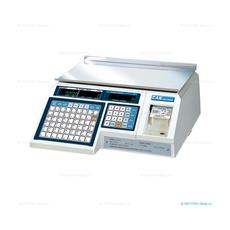 Весы торговые с печатью этикеток CAS LP-15 (1.6)