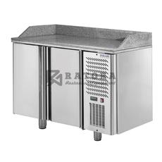 Стол холодильный для пиццы POLAIR TM2GNpizza-G
