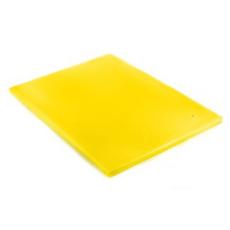 Доска разделочная EKSI PC503015Y (желтая 50х30х1,5 см)