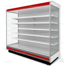 Горка холодильная МХМ Варшава 210/66 ВХСп-2,5