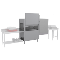 Туннельная посудомоечная машина Elettrobar NIAGARA 411.1 T101EBSWAY (левая)