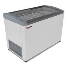 Ларь морозильный Frostor GELLAR FG 500 E серый