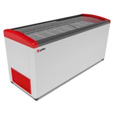 Ларь морозильный Frostor GELLAR FG 700 E красный