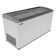 Ларь морозильный Frostor GELLAR FG 600 E серый