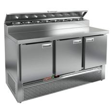 Стол холодильный для пиццы HICOLD PZE2-111/GN (1/6H)