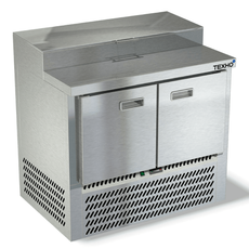 Стол холодильный для пиццы Техно-ТТ СПН/П-127/20-1007
