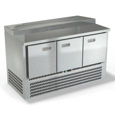 Стол холодильный для пиццы Техно-ТТ СПН/П-127/30-1407