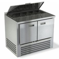 Стол для салатов Техно-ТТ СПН/С-227/20-1007 с крышкой