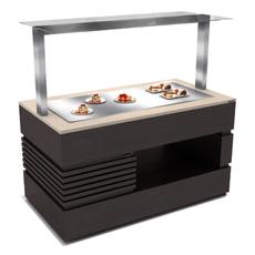 Салат-бар с морозильной столешницей Техно-ТТ БМС-111/1616А