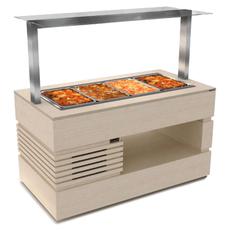 Салат-бар с мармитом вторых блюд Техно-ТТ БМВ-211/1616