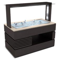 Салат-бар с ванной для льда Техно-ТТ БВЛ-122/1286А