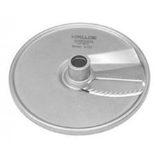 Диск для нарезки волнистыми ломтиками Hallde 1 лезвие 6 мм