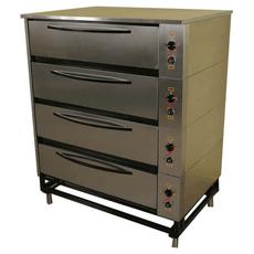 Шкаф жарочный Тулаторгтехника ЭШП-4с(у) нерж. сталь