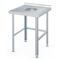 Стол для сбора отходов Viatto СРО-3/600-ЮТ
