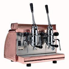 Кофемашина Victoria Arduino Athena leva 2 copper 380 В