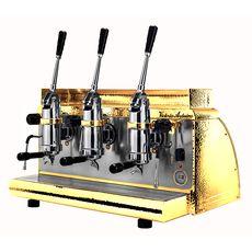 Кофемашина Victoria Arduino Athena leva 3 brass 220 В