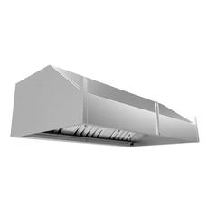 Зонт вытяжной Assum ЗВП-700/1200