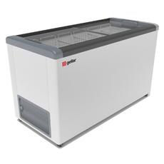 Ларь морозильный Frostor GELLAR FG 500 C серый