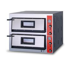 Печь подовая для пиццы GGF E 4-4/A