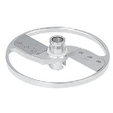Диск для нарезки ломтиками Hallde 2 лезвия 0.5 мм