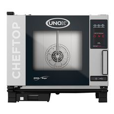 Пароконвектомат электрический UNOX XEVC-0511-E1RM