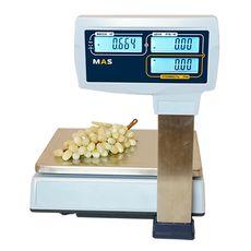 Весы торговые электронные со стойкой Mas MR1-06P