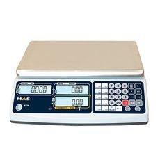 Весы торговые Mas MR1-15