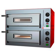 Печь для пиццы PIZZA GROUP Compact M35/8-B