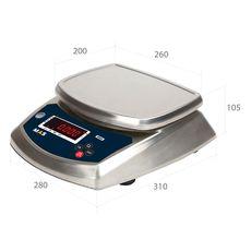 Весы порционные MAS MSW-6