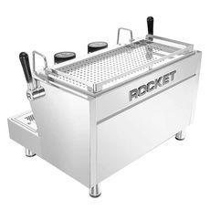 Кофемашина ROCKET Re Doppia 2gr белая