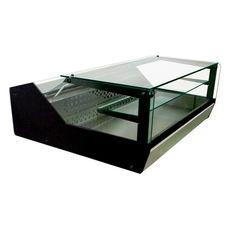 Витрина холодильная Polus Carboma АС87 SM 1,0-1 (ВХС-1,0 Cube Арго XL Техно)