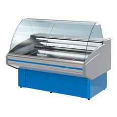 Витрина холодильная Golfstream Двина CS 150 ВС, голубая