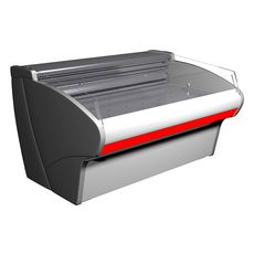 Витрина холодильная Polus Carboma G110 SP 2,0-2 (ВХСл-2,0 G110)