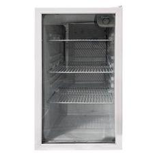 Барный холодильник Cooleq TBC-85 белый