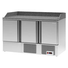 Стол холодильный для пиццы POLAIR TMi3GNpizza-G