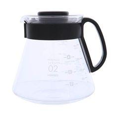 Чайник сервировочный HARIO XVD-60B 600 мл