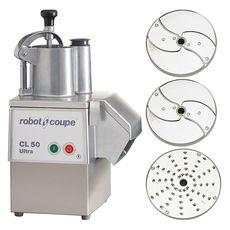 Овощерезка Robot Coupe CL50 Ultra PIZZA (3 диска) 220