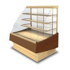 Витрина кондитерская холодильная CRYSPI ELEGIA-K 1240
