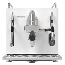 Кофемашина Sanremo Cube V Absolute (белая)