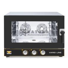 Пароконвектомат электрический Vortmax VMI 04