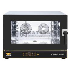 Пароконвектомат электрический Vortmax VSI 04