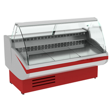 Витрина холодильная CRYSPI GAMMA-2 SN 1200 RAL 3004