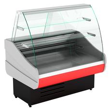 Витрина кондитерская холодильная CRYSPI OCTAVA K 1500 RAL 3002