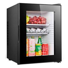 Барный холодильник Hurakan HKN-BCG40