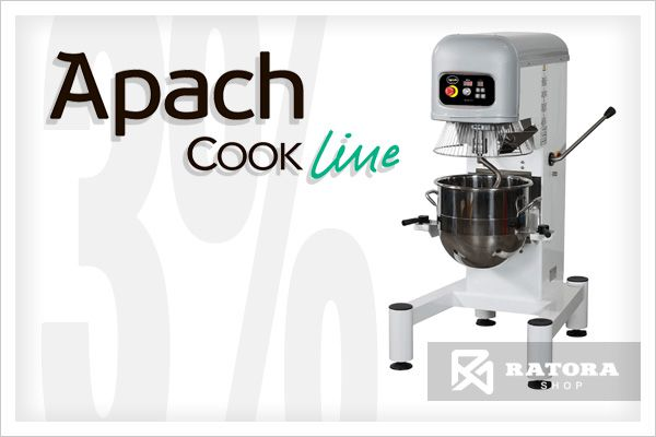APACH COOK LINE